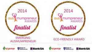 Finalist AusMumPreneur
