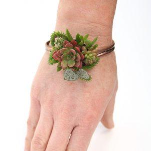Fleurieu Gifts Woodland Botanical Bracelet