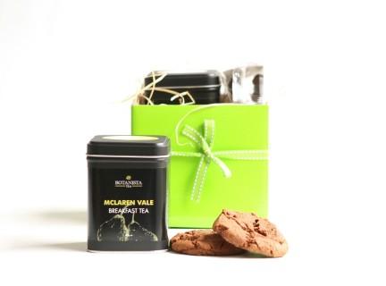Tea and Biscuits Tea Gift Set