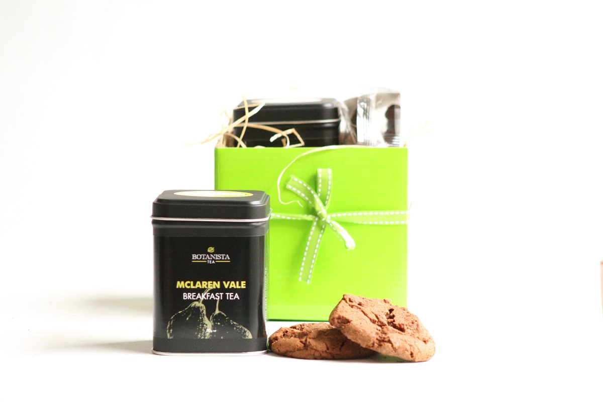 Tea and Biscuits Tea Gift Set