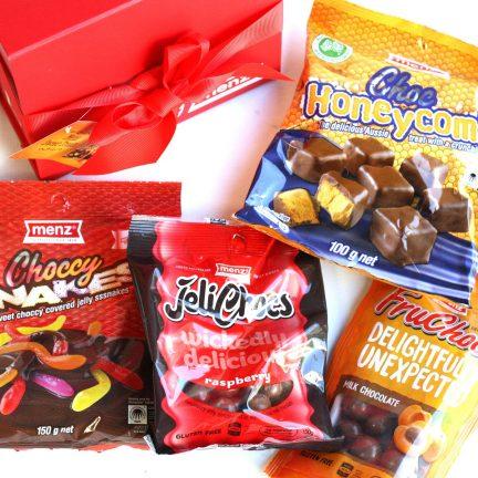 Menz sweet treats gift box