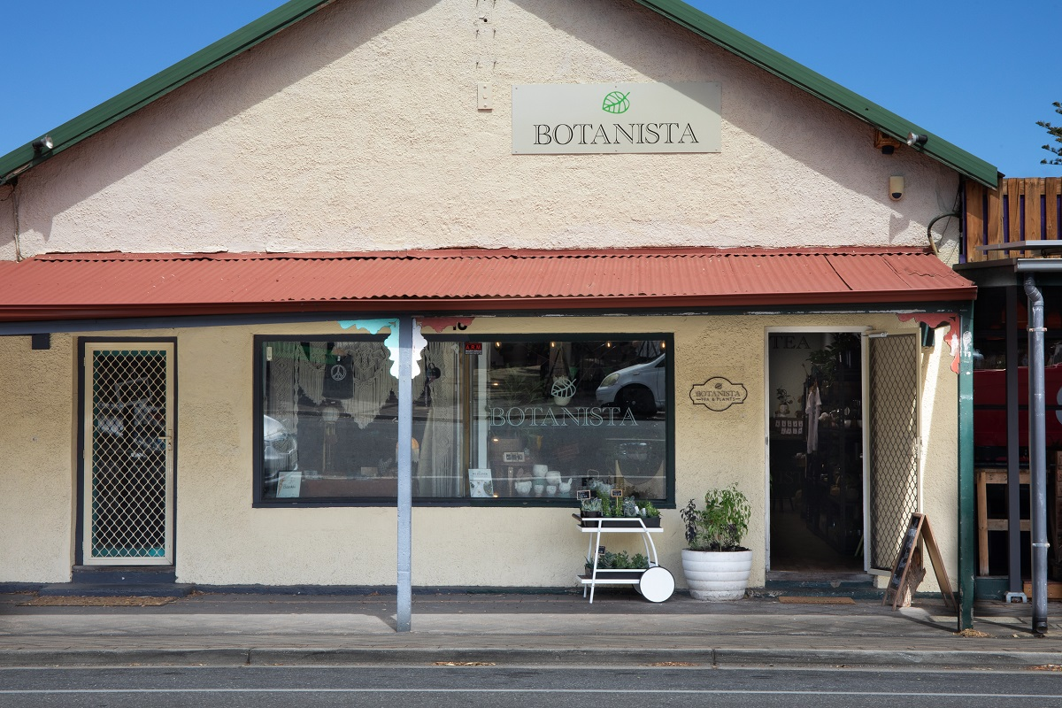 Botanista is the brick and mortar home of Fleurieu Gifts