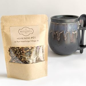 Tea and mug gift set