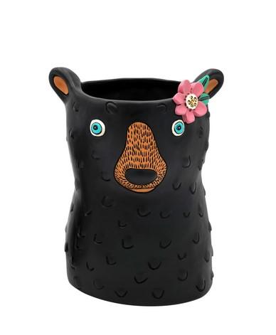 Black Bear planter
