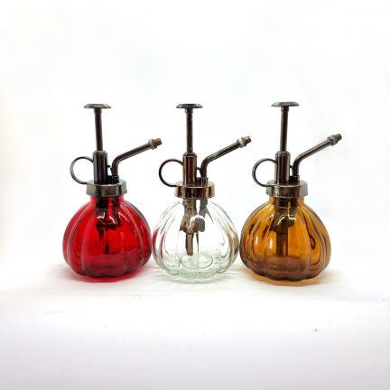 Product photograph of retro style spray mister